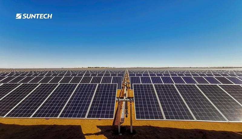 Suntech supplies 250MW of solar panels under Round 4 of South Africa's REIPPP Program