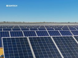 Suntech supplies 250MW of solar panels under Round 4 of South Africa's REIPPP Program