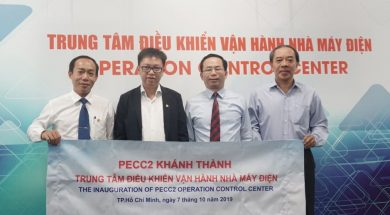 The first center on remote operating solar power plant in Vietnam