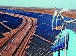 Allocate 60,000 hectares for solar & wind park on priority, Centre tells state