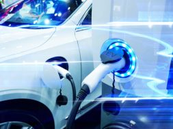 An electric car future