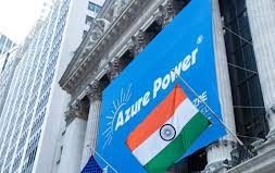Azure Power to Raise US$75 Million in Private Placement