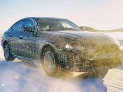 BMW i4-more details about electric sedan revealed