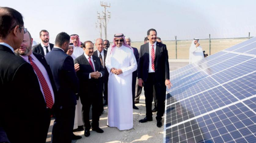 Bahrain Inaugurates Tatweer Petroleum Solar Power Plant