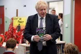 British PM Johnson makes green investment election pledge