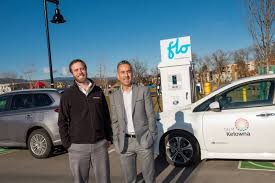 City of Kelowna implements two new electric vehicle charging stations