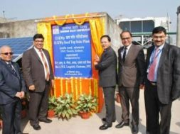 DVC Installed Rooftop Solar Power Plant at DVC HQ.