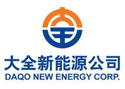 Daqo New Energy Announces Unaudited Third Quarter 2019 Results