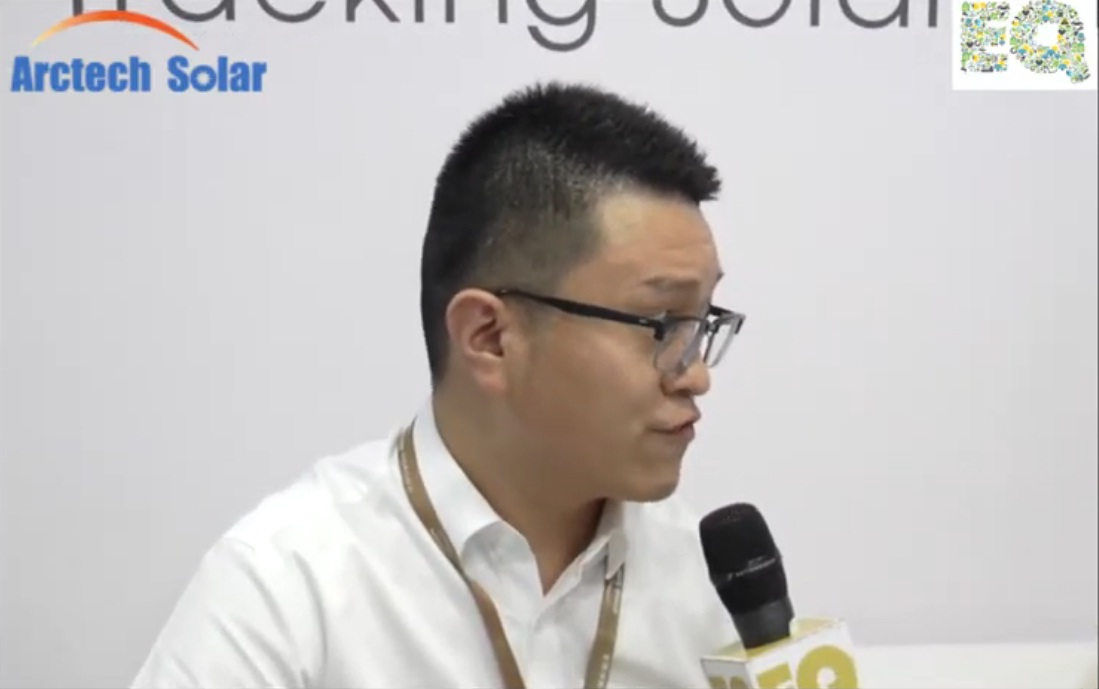 EQ in conversation with Mr. Allen Cao – Assistant to President Director at Arctech Solar