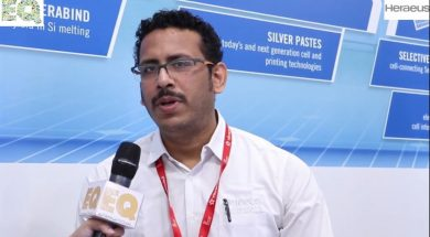 EQ in conversation with Mr. Chandresh Jain – Sales Manager at Heraeus