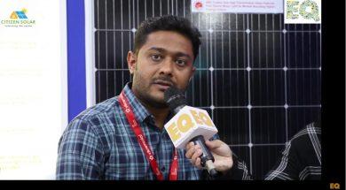 EQ in conversation with Mr. Harsh Jain – Director at Citizen Solar