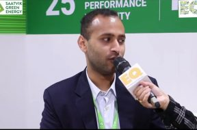 EQ in conversation with Mr. Neelesh Garg – Director at Saatvik Green Energy