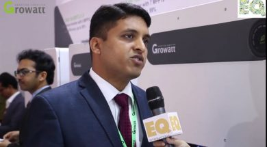 EQ in conversation with Mr. Shantanu Sirsath – Technical Head of India at Growatt