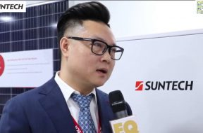 EQ in conversation with Mr.Joey Zheng – APMEA Sales Dept.(Asia,Pacific,Middle East & Africa) at Suntech