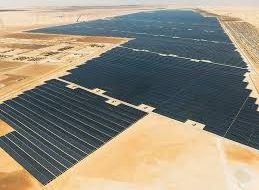 EWEC receives bids for world's largest solar plant