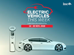 Electric Vehicles This Week