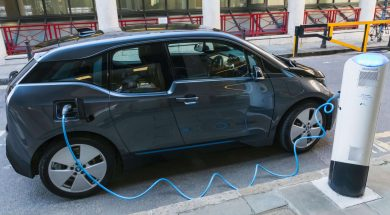 Electric cars a major challenge for supermarkets, gas stations