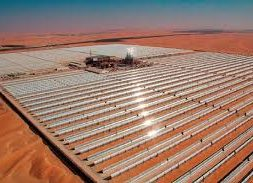 Fire extinguished at Shams 1 solar field in Abu Dhabi, no injuries – Statement