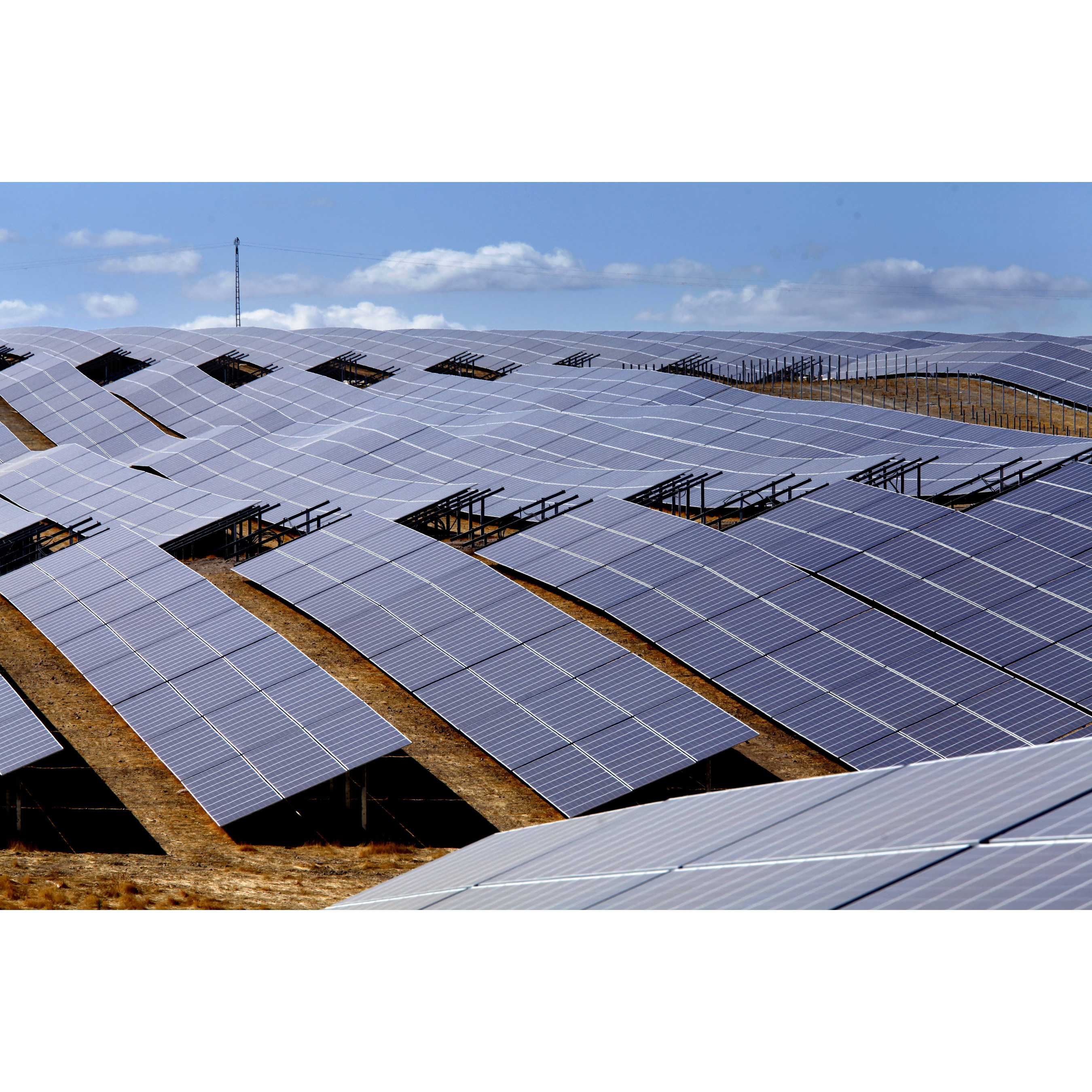 GCL-SI Supplies 150 MW Solar Modules for the Largest Solar Project in Europe