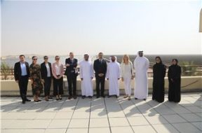 German delegation reviews DEWA's experience in clean energy projects