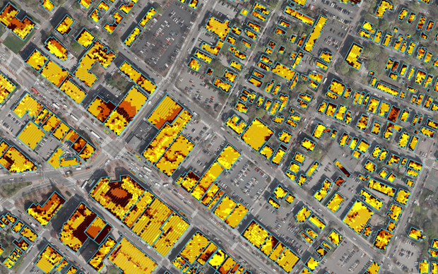 How geospatial imaging can help solar developers