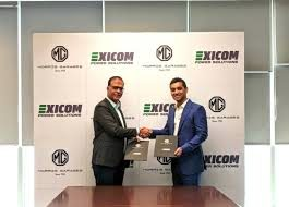 MG Motor India Partners Exicom To Reuse Batteries Of Upcoming ZS Electric Car