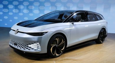 New electric vehicles take center stage at L.A. Auto Show