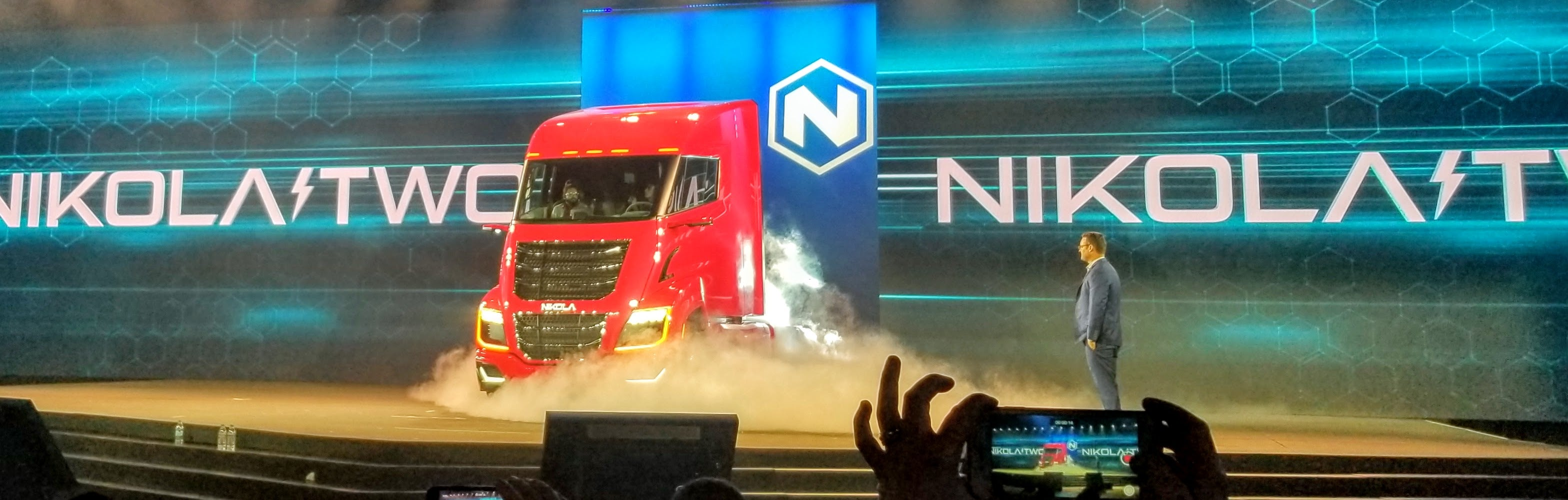 Nikola Pushes Deeper Into Battery Electric Vehicles With Next Generation Battery Tech