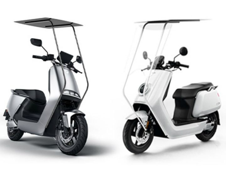 Now, Recharge Your Scooter Batteries On The Go With These Solar Canopies