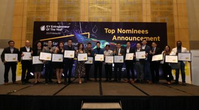 Plus Solar is one of the top nominees for EY's 2019 Entrepreneur of the Year Award