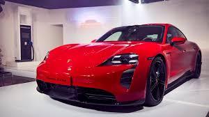 Porsche Japan and ABB showcase future for Japanese e-mobility