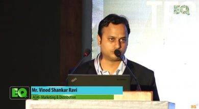 Presentation by Mr Vinod Shankar Ravi, AGM- Marketing & Distribution, HAVELLS