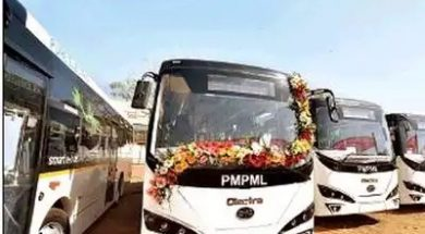 PunePMPML e-bus fleet swells, charging points remain few