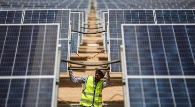 RPT-Cheaper solar power gains ground in southeast Asia