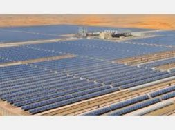 Shams Power Company withdraws statement of fire extinguished at Abu Dhabi's Shams 1 solar field