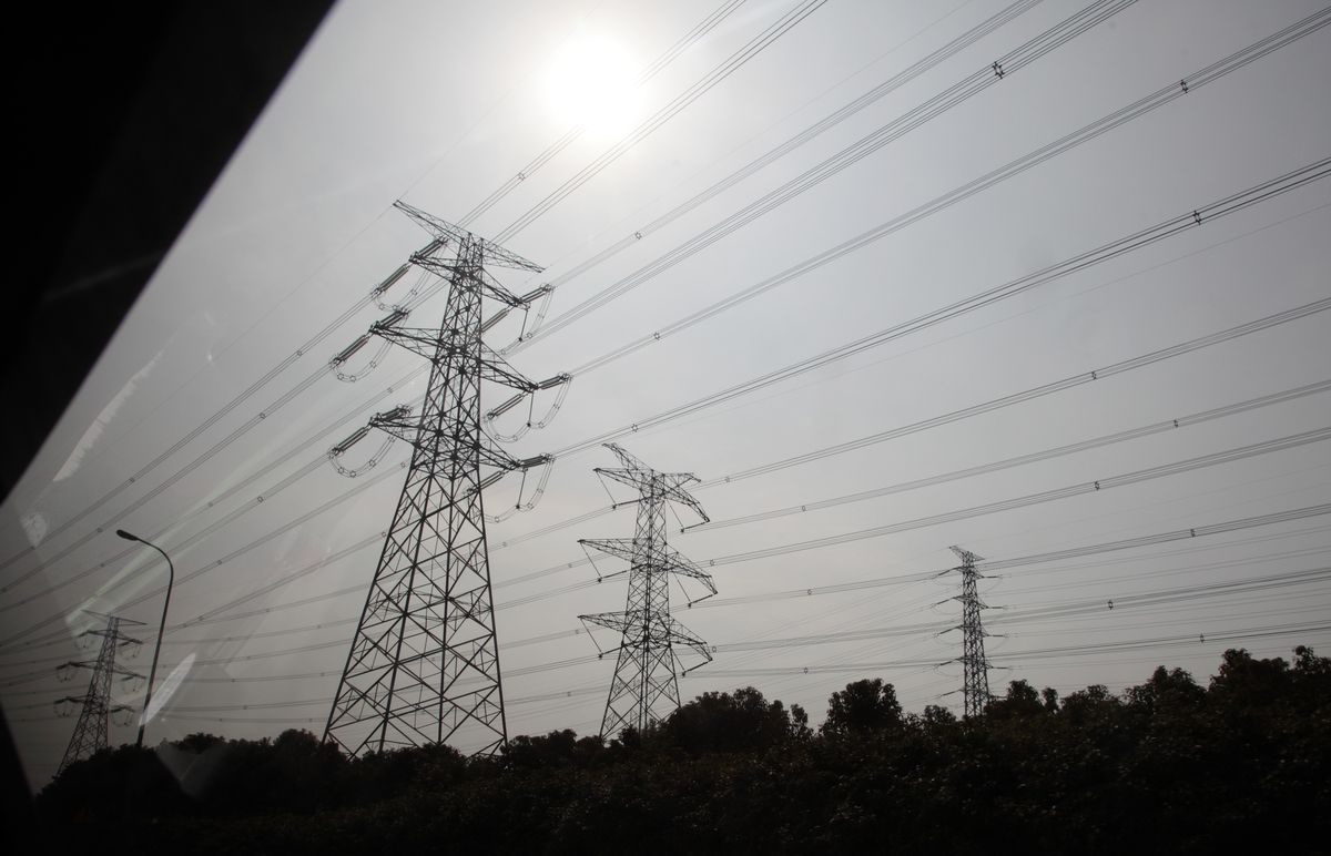 Shanghai Electric Power Considers Bid for ACS Renewable Assets