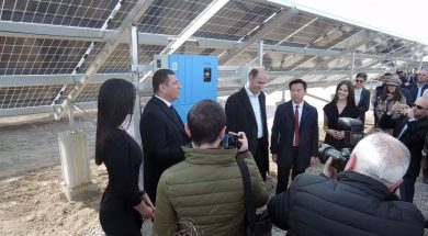 The Largest Commercial PV Project in Armenia is Completed