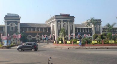 Thiruvananthapuram Central railway station going green