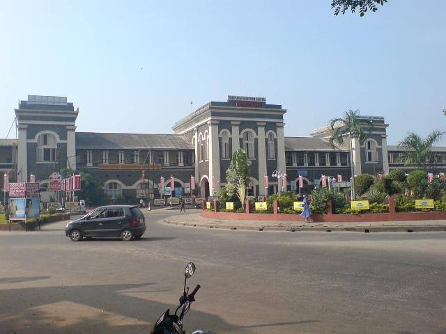 Thiruvananthapuram Central railway station going green