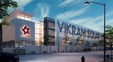 Vikram Solar plans to double PV module manufacturing capacity
