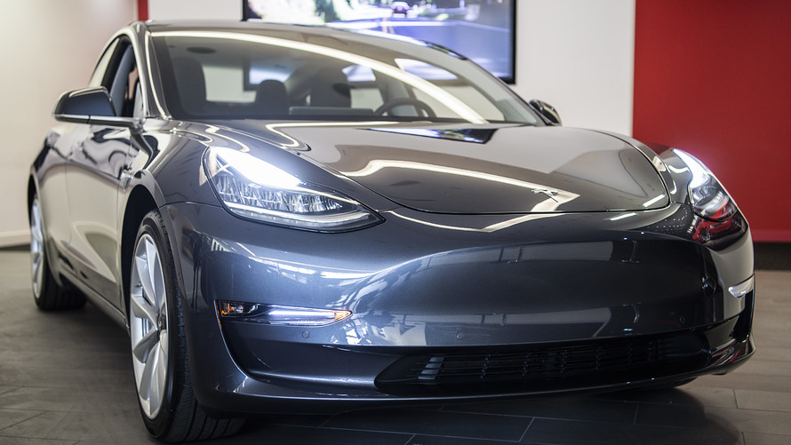 Opinion: Why Tesla's Model 3 could become the iPhone of electric vehicles