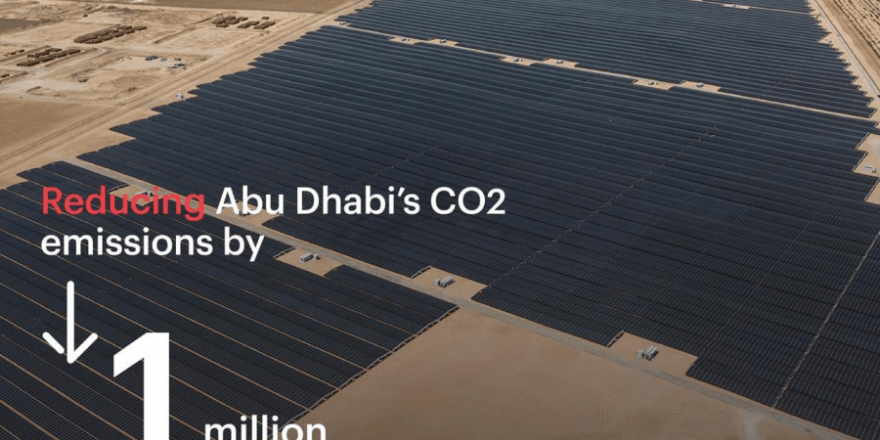 World's Largest Single Solar Plant Opens in Abu Dhabi