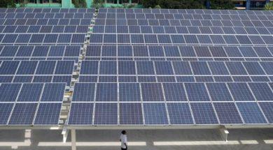 World's biggest solar plant starts in Abu Dhabi