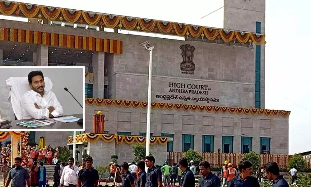 A major set back for CM Jagan, High Court orders govt to pay Rs 1400 crore to power companies