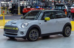 All-electric Mini Cooper in the pipeline for India
