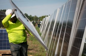 As Trump Tariffs Face Review, Solar Industry Girds for Fight
