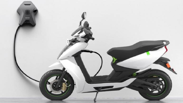 Ather electric scooter maker signs MoU for new 4 lakh sq ft plant