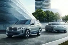 BMW's fully-electric SUV, the iX3, to get around 440km range