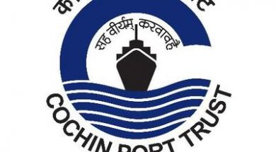 Cochin Port Trust Floats Tender For 350 KWP grid connected roof top RESCO model Solar PV project