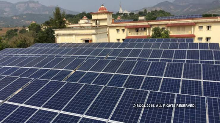 EG collector : 3,940 solar power connections to be sanctioned to farmers